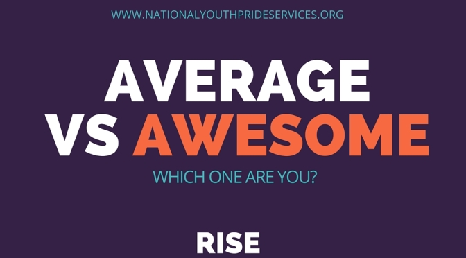 Average Vs Awesome: Your Network Is Your Net Worth