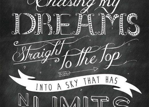 "NO Limit!: Dream The Im ""Possible"""